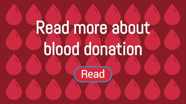 Read more about blood donation